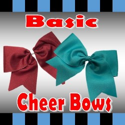 Basic Cheer Bows