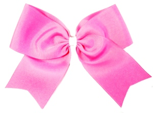 Basic Cheerleader Hair Bow