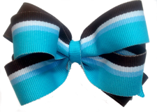 Blueberry Boutique HairBow