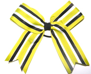 Four Layer Cheer Bow