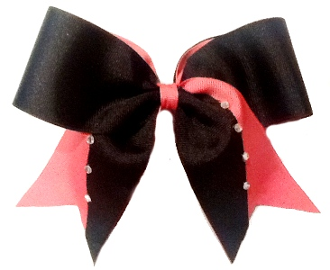Dazzle Cheer Bow