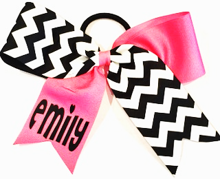 Hot Pink Chevron Mix