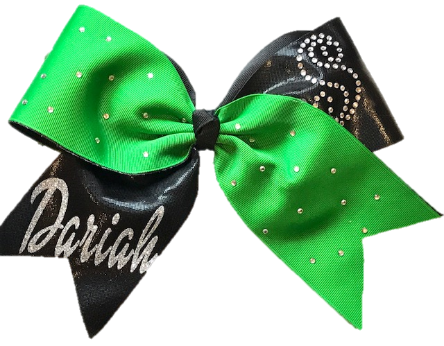 Name Delight Cheer Bow