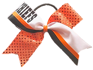 Orange Dash Cheer