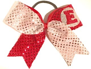 Red Circle Initial Bow