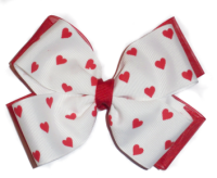 Maria Hearts Boutique Bow