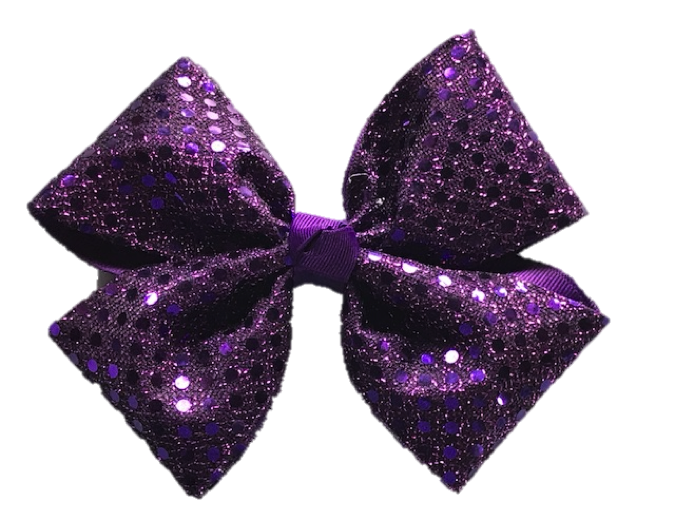 Boutique Sequin Bow