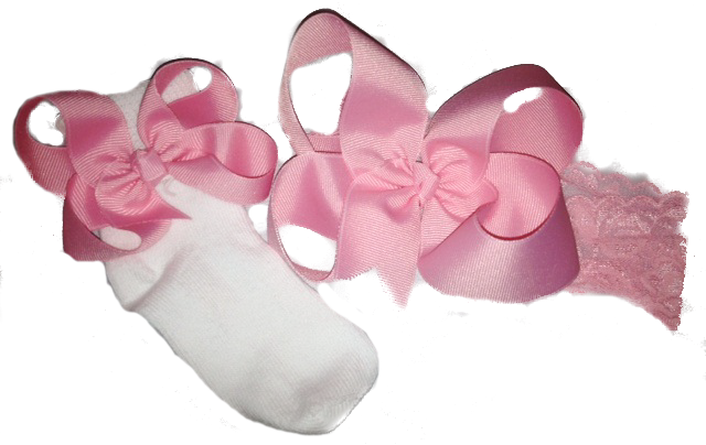 Headband and Sock Set