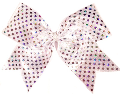 Hologram Dot Bow