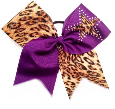 Leopard Star Bling