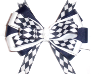 Preppy School Girl Bow