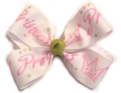 Princess One Layer Bow