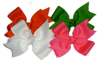 Jazzy Girl Hairbow Set