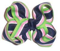 Shannon Twisted Hair Bow