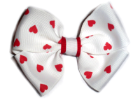 Hearts Boutique Hair Bow