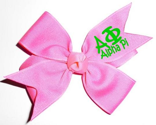 Sorority Tails Bow