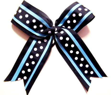 Three Layer Cheer Bow