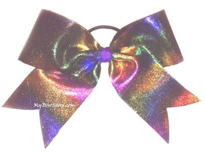Products Tie Dye Cheer Bow This