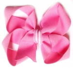 Twist and Stripe Hairbow