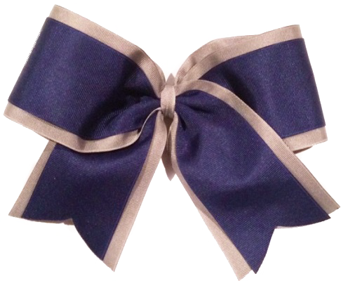 Basic Two Layer Cheer Bow